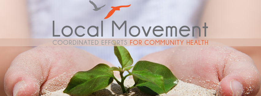 Local Movement, nonprofit on a mission of community health. We also helps other non profits expand their missions with fundraising and awareness partnerships